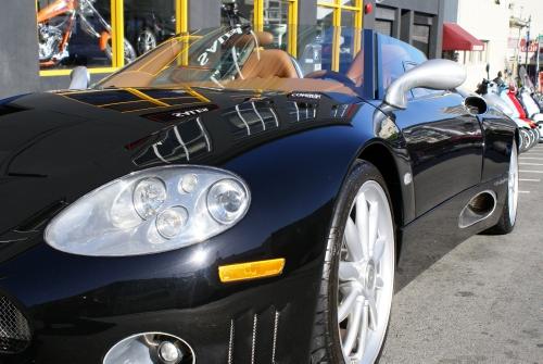 2005 Spyker C8 Spyder Stock 140104 For Sale Near San Francisco Ca