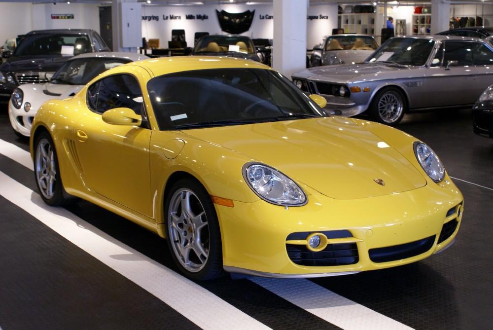 2006 Porsche Cayman S Stock # 140305 for sale near San Francisco, CA