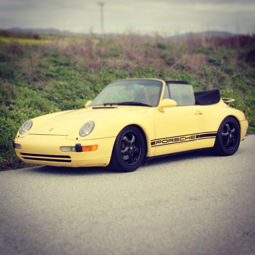 1995 Porsche 911 Exterior: Used 1997 Porsche 911 Carrera For Sale ($49,700)