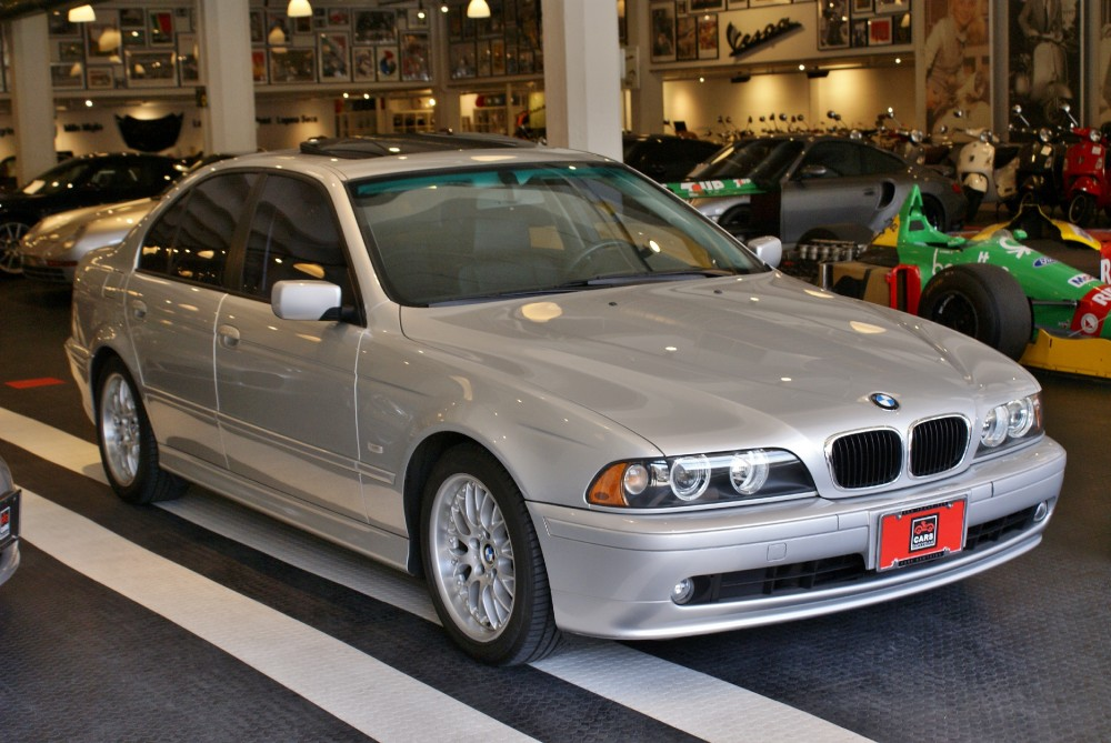 used 2002 bmw 5 series 530i for sale 17 900 cars dawydiak stock 140404. Black Bedroom Furniture Sets. Home Design Ideas