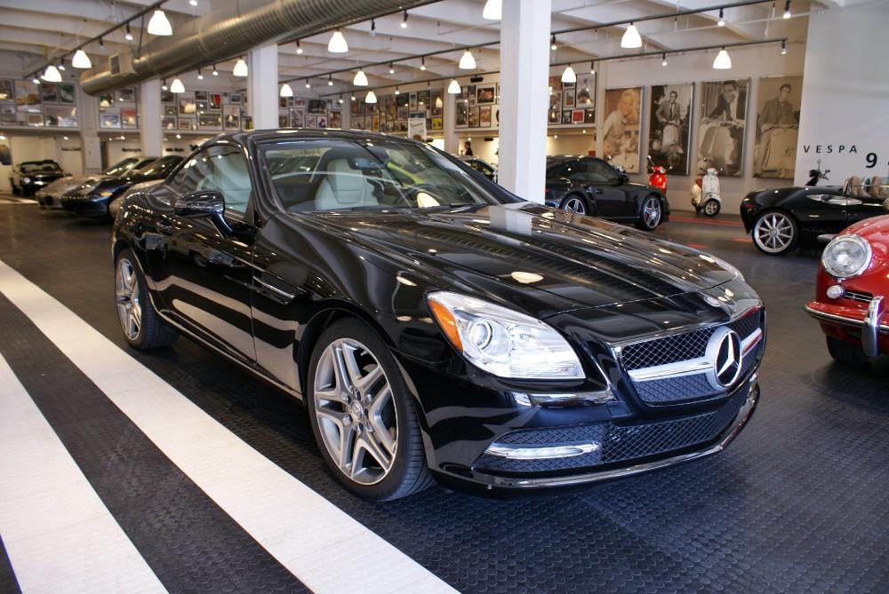 2012 mercedes benz slk class slk250 stock 140501 for for Mercedes benz dealer san francisco