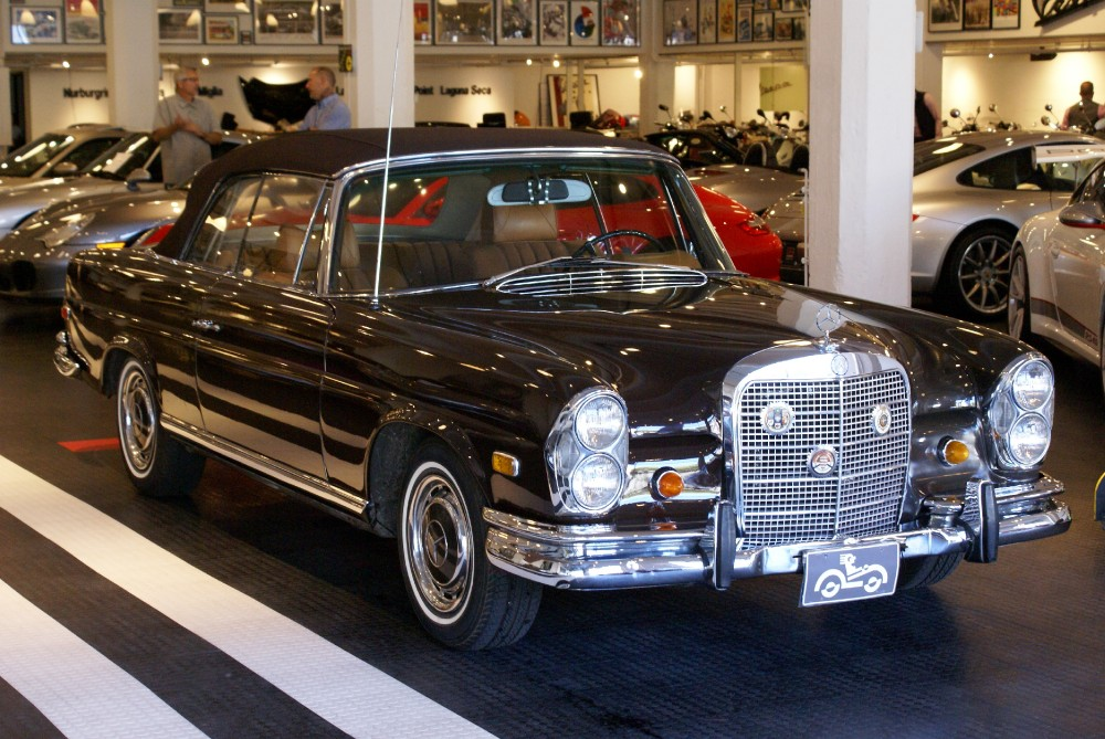 Superior Used 1969 Mercedes Benz 280 SE | San Francisco, CA