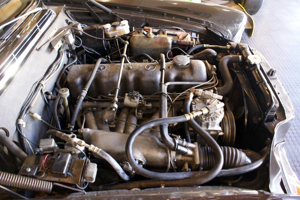 1969 mercedes benz 280 se stock 140503 for sale near san for Mercedes benz san francisco ca