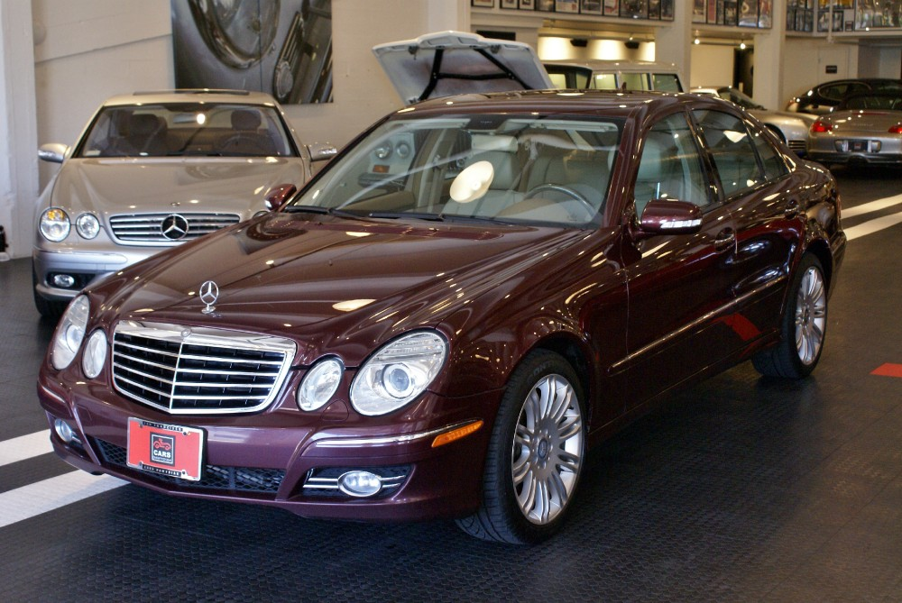 2008 mercedes benz e class e350 4matic stock 140506 for for 2008 mercedes benz e350 4matic