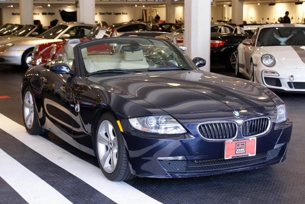 2006 bmw z4 stock 140514 for sale near san. Black Bedroom Furniture Sets. Home Design Ideas