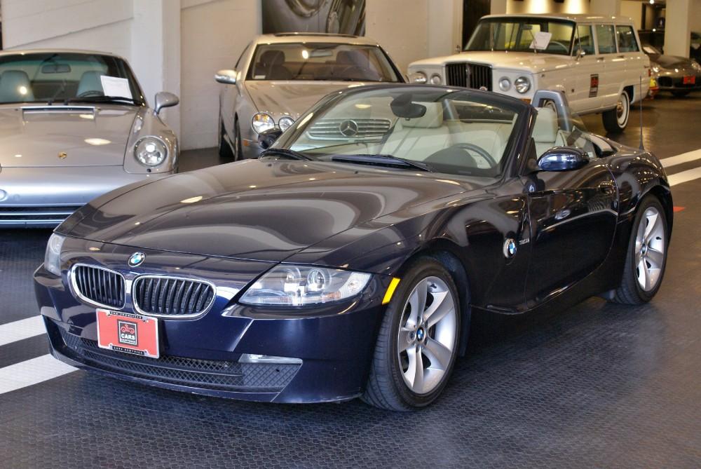 Used 2006 Bmw Z4 3 0i For Sale 19 700 Cars Dawydiak