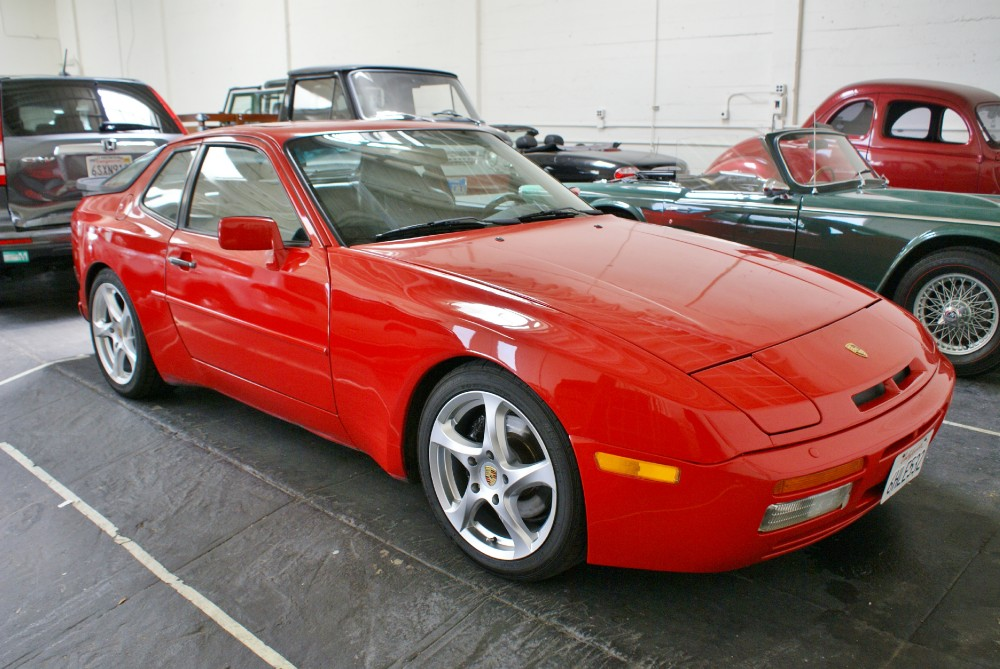 1988 porsche 944 turbo stock 140516 for sale near san francisco ca ca porsche dealer. Black Bedroom Furniture Sets. Home Design Ideas